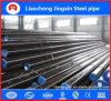 Tubulação de aço sem emenda laminada St37