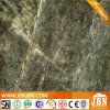 Grüne Farben-Verglasung Polierporzellan-Marmor-Fliese (JM6607B)