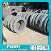 Плашки кольца нержавеющей стали для машины лепешки питания цыпленка/скотин/рыб