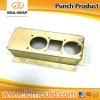 Metal de hoja del sacador de la precisión que estampa la fábrica de las piezas