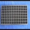 105 células ennegrecen el plantador de la bandeja de la planta de semillero