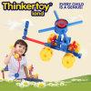 Brinquedo educacional interessante do helicóptero das crianças do brinquedo