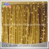 Luzes feericamente da corda do diodo emissor de luz da cortina da decoração da qualidade