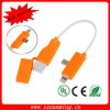 2in1 cable del USB Keychain para iPhone5 Samsung