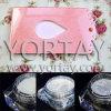 Adornar el pigmento blanco de la perla de la hoja plástica del espejo de la chispa
