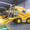 3 carro del carro del mezclador concreto del mezclador concreto Truck/3m3 de los metros cúbicos/del concreto del avance