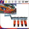 Sistemi elettrici della sbarra collettrice del rame mobile dell'alimentazione elettrica