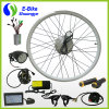 Venta caliente de Eletric Básica E-bici bicicletas Kit de conversión de 36V 48V 250W 350W