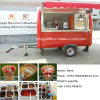 2016 nouveau Product Mobile Hotdog Cart Food Truck avec Canopy