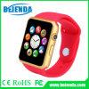 Touch DisplayおよびCamera GSM WatchのWinait Pedometer中国Smart Watches 2015年