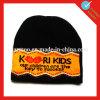 アクリルの冬の赤ん坊の帽子のニットの帽子