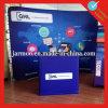 Compañías de la expo que hacen publicidad del marco de la bandera