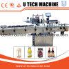Любимчик высокого качества/стеклянная машина для прикрепления этикеток круглой бутылки (MPC-DS)