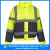 Куртки рефлектора безопасности работы одежды визави Shenzhen Hi предупреждающий