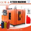 Molde de sopro automático da extrusão do frasco dos PP do HDPE/máquina moldando