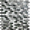 2016 nastri Aluminum Alloy & Glass Mosaic con 300*300mm Size