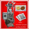 Volver gránulo Cierre automático del material de embalaje de la máquina