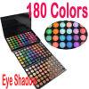 2015 nuevos 180 polvos profesionales a todo color/la sombra de ojo componen el kit