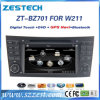 Аудиоий автомобиля для E-Типа W211 Benz Мерседес