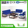 حديثة مكتب استقبال بناء ثبت أريكة زرقاء ([أف-28])