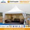 6*6m Coffee Bar Used Aluminium Pagoda Clear Span Tents
