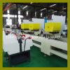 Machine de soudure sans couture de trappe de guichet d'UPVC, machines de soudure de PVC, machine sans couture de soudeuse du guichet trois principal