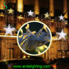 [لد] نجم شكل ضوء تلألؤ نجم ضوء لأنّ عيد ميلاد المسيح