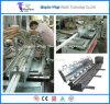 Ligne d'extrusion de profil de PVC de machine/porte de profil de guichet de PVC avec le moulage différent