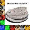 Tira flexible blanca caliente de 3528 SMD LED