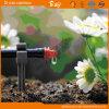 Sistema di irrigazione goccia a goccia usato per la serra