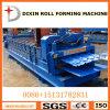 Dx 840/860 rodillo esmaltado cubierta doble del azulejo que forma la máquina