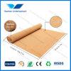 Anti-Vibration Cork Underlayment voor Bevloering