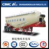 Cimc Air Compressor를 가진 Huajun 50-70cbm Bulk Cement Tanker