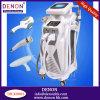 Machine multifonctionnelle de rajeunissement de peau de machine de laser de ND YAG du chargement initial rf d'E-Lumière (DN. X0003)