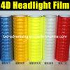Cat Eyes 4D Special Lamp Film di Head Light Film dell'automobile