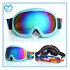 Óculos de proteção polarizados OTG azuis da snowboarding de Eyewear do revestimento