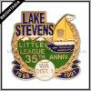 Divisa del metal de Stevens del lago para el regalo de la promoción (BYH-10051)