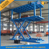 Het hydraulische Platform van de Lift van de Auto van het Dek van het Type van Schaar Dubbele voor Verkoop