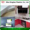Alta densidad 0.55 tableros de la espuma del PVC para los gabinetes de cocina