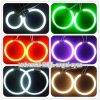 CCFL universal Angel Eyes com White Yellow Red Blue Green Colors