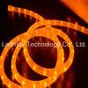 주황색 유연한 LED 밧줄 램프 빛 LED 밧줄 지구 빛