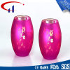 多彩な中国様式のTealightのガラス蝋燭ホールダー(CHZ8034)