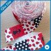 Multicolor лента /Woven тесемки Grosgrain печатание ткани для оборачивать цветка