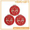 記念品(YB-m-001)のための卸し売り安いカスタマイズされた亜鉛合金メダル