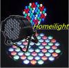 3wx54 niet Waterdichte Straal Discoteca van het Stadium van de Lamp van de LEIDENE Disco RGBW van het PARI de Lichte Lichte