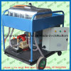 500bar電気高圧洗濯機の水圧銃の洗剤
