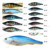 Luminária de pesca plástica de grau superior - Minnow de mergulho revestido de UV (HW007)