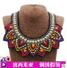 Kragen Necklace Fake Collar Beader Necklace für Lady Dress