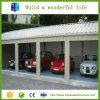 La mémoire en acier jette le modèle de salle d'exposition de véhicule préfabriqué par retrait