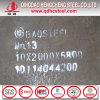 Plaque en acier de la feuille Mn13 X120mn12 Hadfield de manganèse
